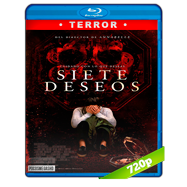 7 deseos (2017) UNRATED BRRip 720p Audio Dual Latino-Ingles