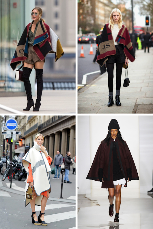 Fall Trend: The Cape