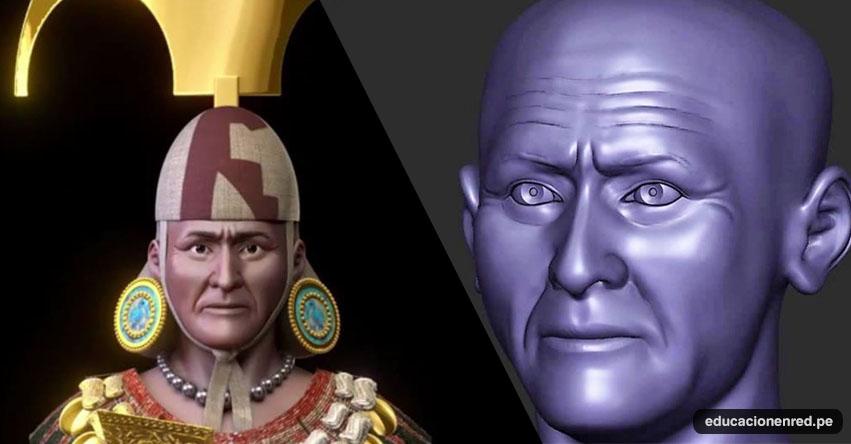SEÑOR DE SIPÁN: Presentarán en Brasil rostro en realidad virtual del gobernante Mochica