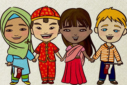 2 Integrity Children Racial Harmony Day This Friday 21