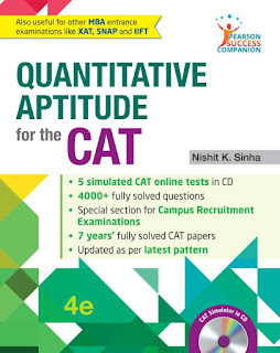 Download Free Nishit Sinha's Quantitative Aptitude for the CAT PDF