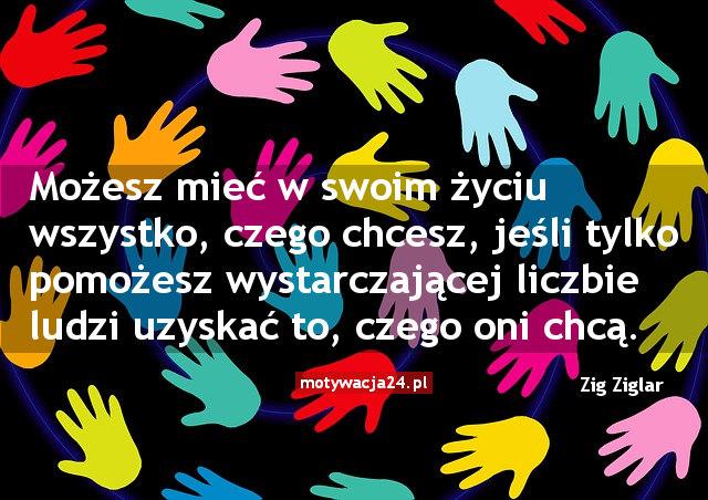 Cytaty motywujące - motywacja24.pl