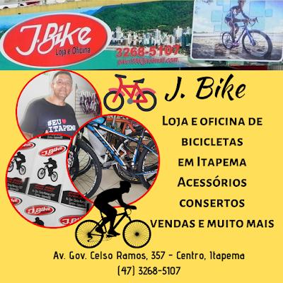j bike loja e oficina de bicicletas em itapema