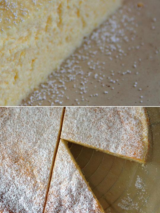 mini käsekuchen mit quark und polenta I fräulein text