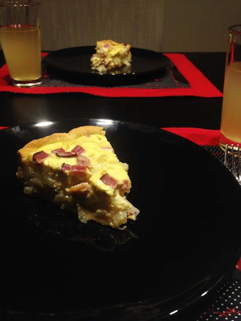 Zwiebelkuchen e Federweißer