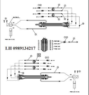 Thủy lực của cau Dongyang 6 tan SS1404-SS1406