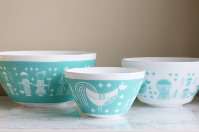 All You Ever Wanted to Know About Lead in Vintage Pyrex Bowls ...