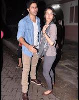 Foto Varun Dhawan dengan Shraddha Kapoor