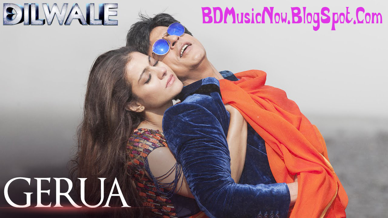 Gerua Full Video Song  Dilwale 2015 By Arijit Singh Ft -4545