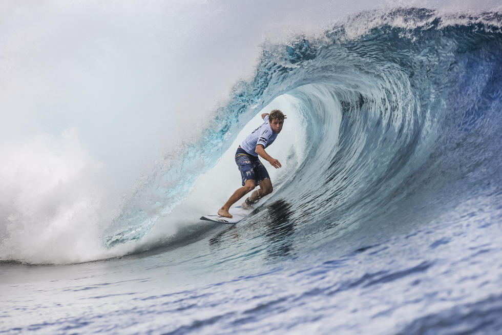10 Kai Otton Billabong Pro Tahiti foto WSL Kelly Cestari