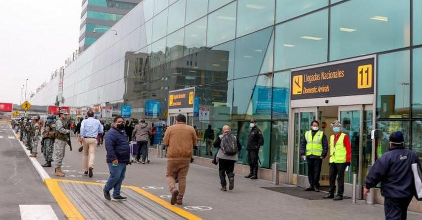 CORONAVIRUS EN PERÚ: Vuelos internacionales de pasajeros vuelven desde el 5 de octubre con fase 4