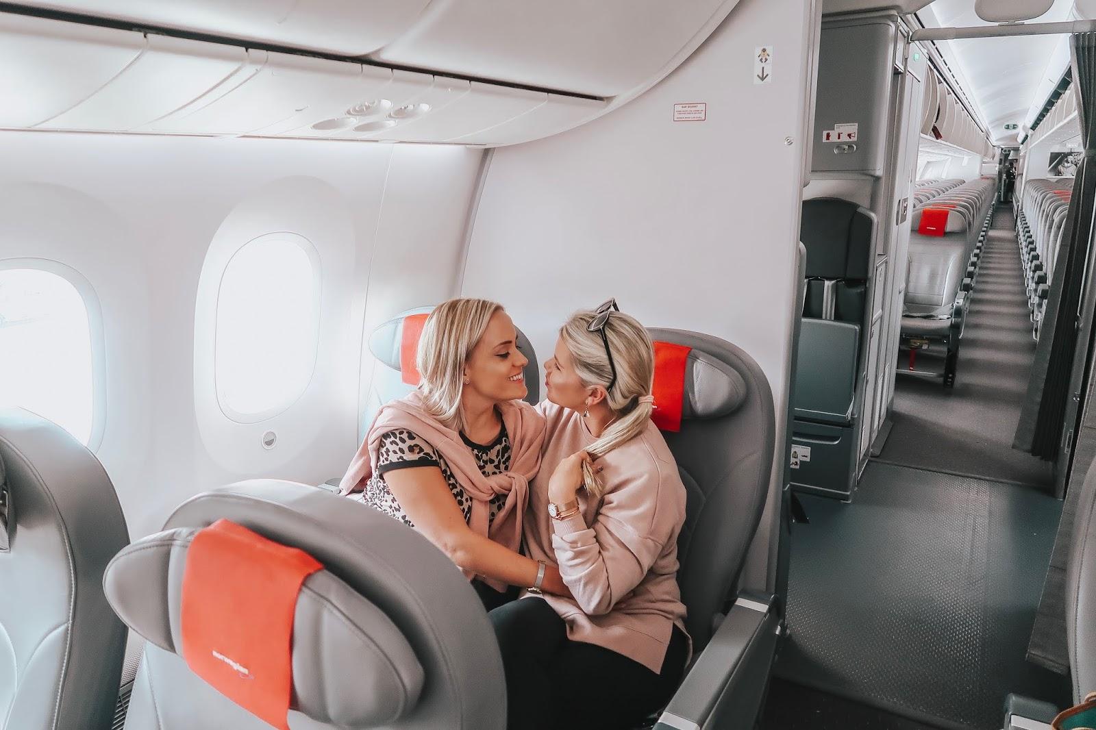 wegan on norwegian airline premium