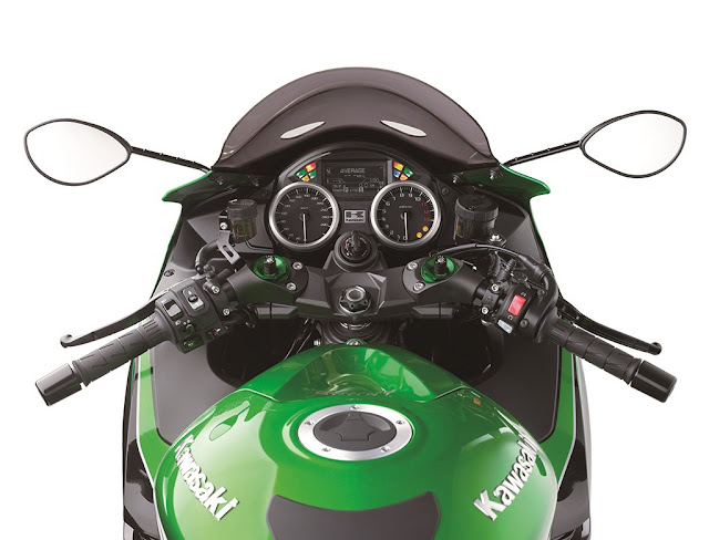 2016 Kawasaki ZZR1400 (ZX-14R)