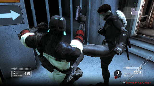 Shadow Complex Remastered Gameplay Screenshot 3