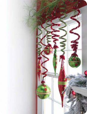 Nuovo design arquitectura interior ideas para decorar - Addobbare le finestre per natale ...