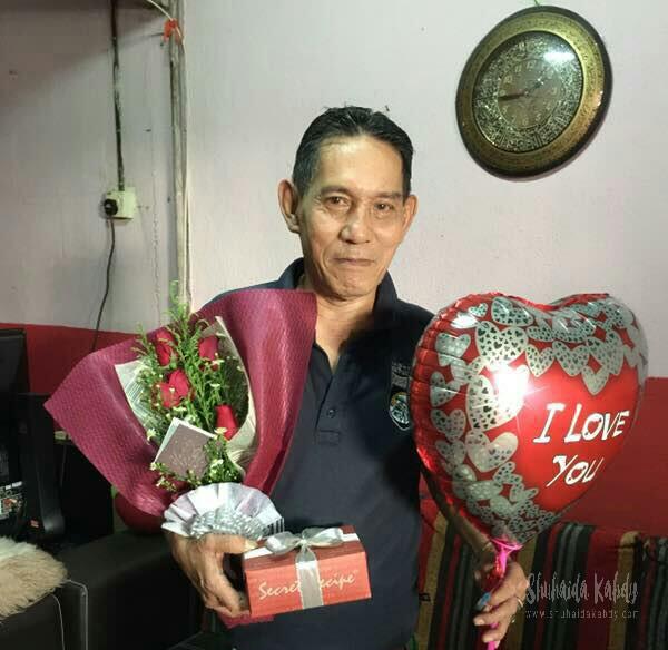 bk bouquet delivery kejutan untuk yang tersayang