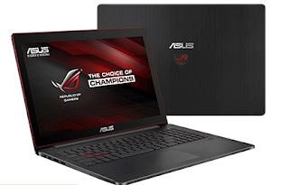 Harga Asus ROG G501JW CN117H Laptop bagi Gaming Terbaik
