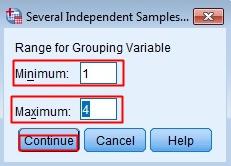 Cara Uji Kruskal Wallis Statistik Non Parametrik dengan SPSS
