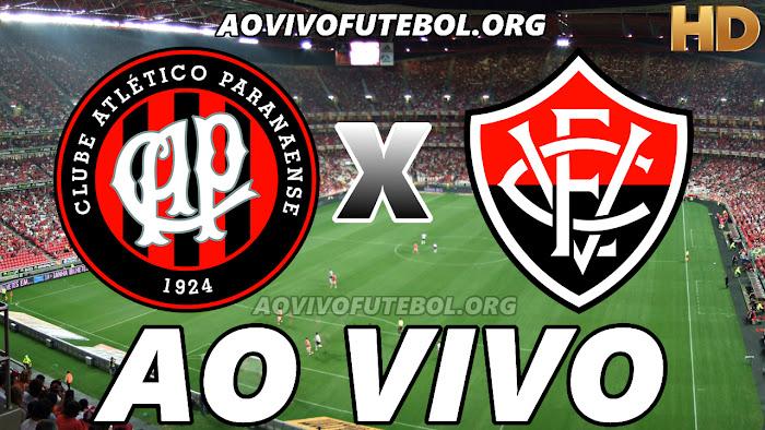 Ver Atlético Paranaense x Vitória Ao Vivo