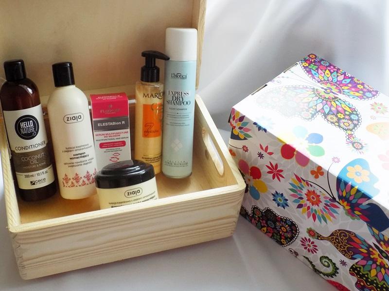 Box Only You- Dookoła włosów- moje pierwsze wrażenie o produktach ;)