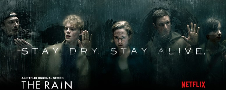 série The Rain - 1ª temporada