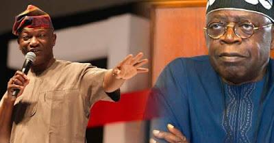 Let My People Go....Jimi Agbaje Tells Bola Tinubu