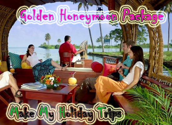 Golden Honeymoon Package