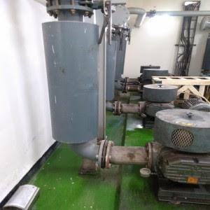 máy thổi khí kfm trong hệ thống xử lý nước thải