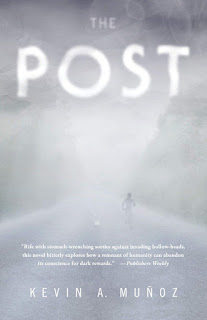 Interview with Kevin A. Muñoz, author of The Post
