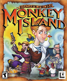 Link Download Games Escape From Monkey Island PS2 ISO Clubbit