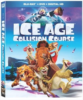 Ice Age Collision Course 2016 BRRip 700MB Hindi Dual Audio 720p Watch Online Full Movie Download Worldfree4u 9xmovies