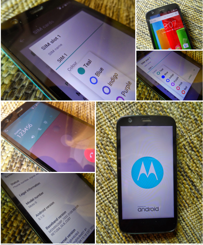 How To Install Android Lollipop 5 1 Lollipop On Moto G 1st