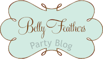 Belly Feathers Party Blog