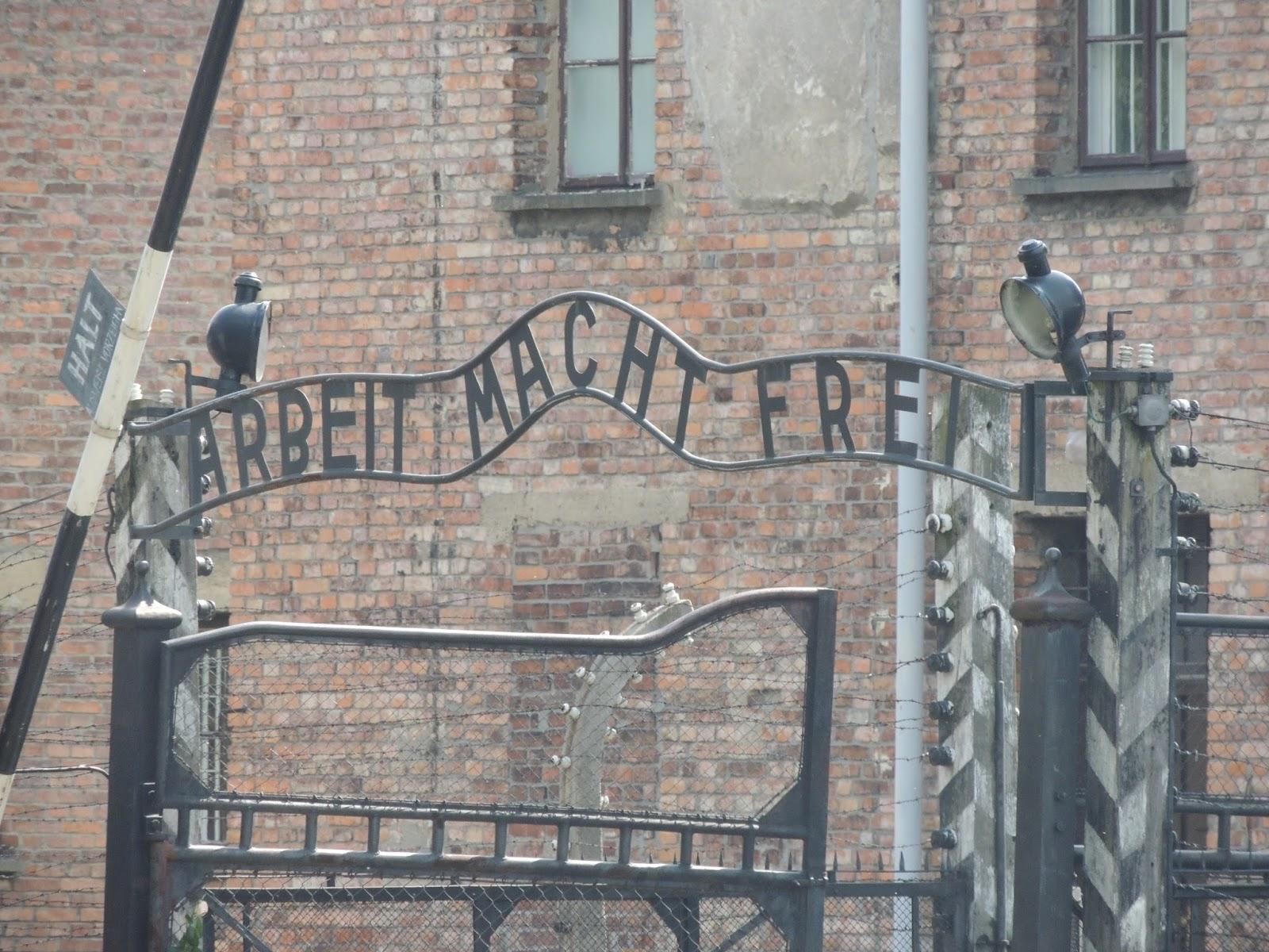 My Trip With a Megalomaniac: Auschwitz and Birkenau