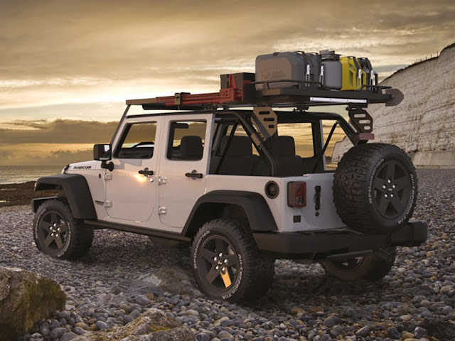 rack jk wrangler sherpa unlimited jku jeep roof door