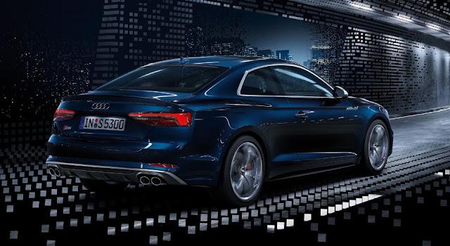 Nuova Audi S5 Coupè 2017-2016