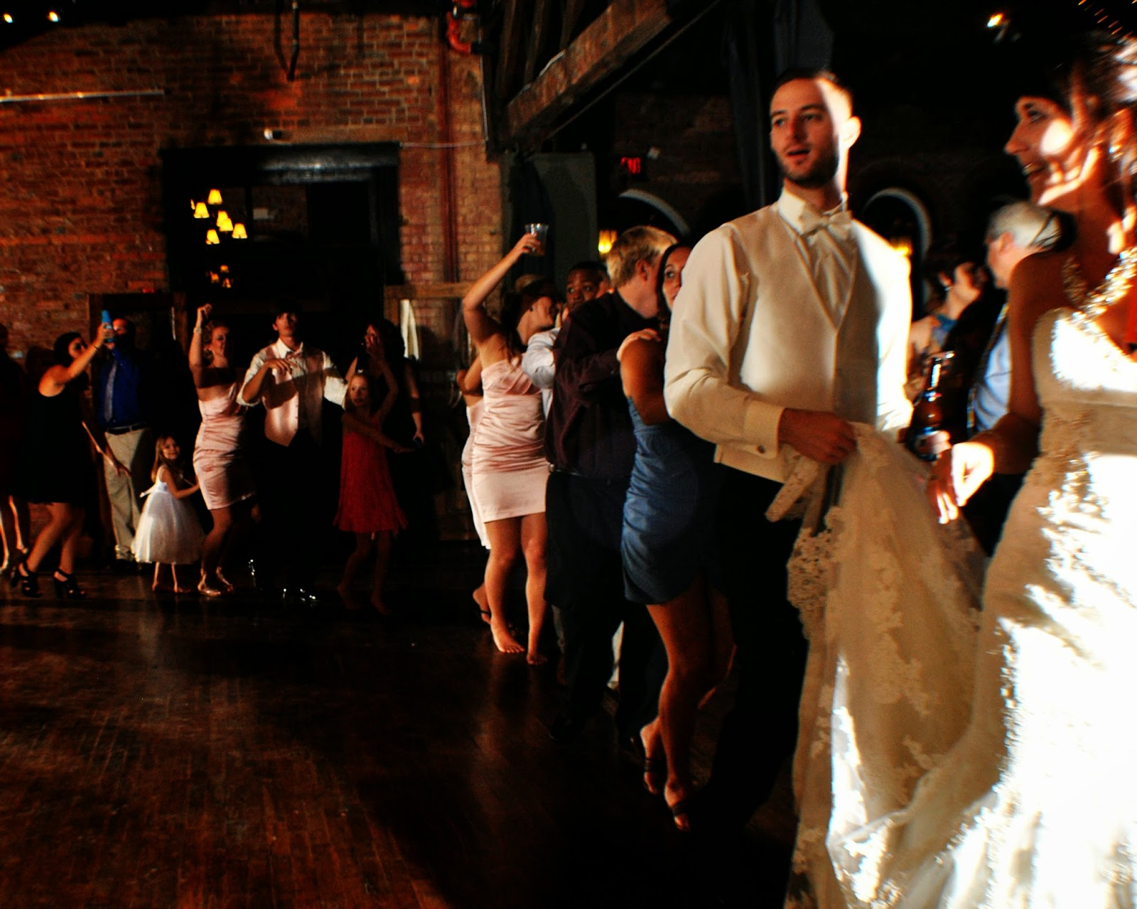 With Class LLC Wedding Coordination Party DJ - The Church on Main - Chattanooga, TN