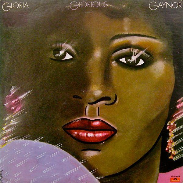 Gloria Gaynor - Glorious art cover