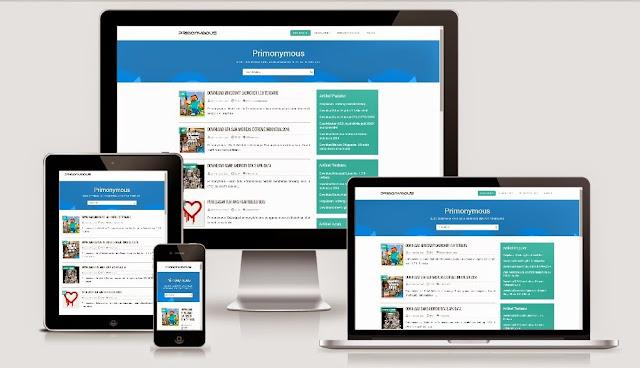 homepage dari Primonymous