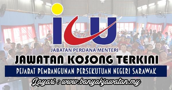 Jawatan Kosong 2018 di Pejabat Pembangunan Persekutuan Negeri Sarawak