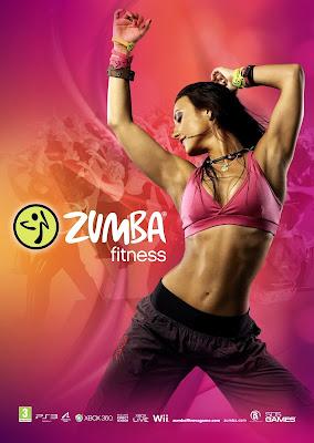 Zumba Fitness DVD R1 NTSC Latino
