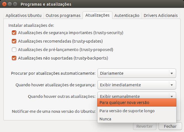 Como atualizar do Ubuntu 16.04 para o Ubuntu 16.10!
