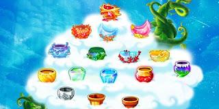 hình ảnh trong game khu vườn trên mây