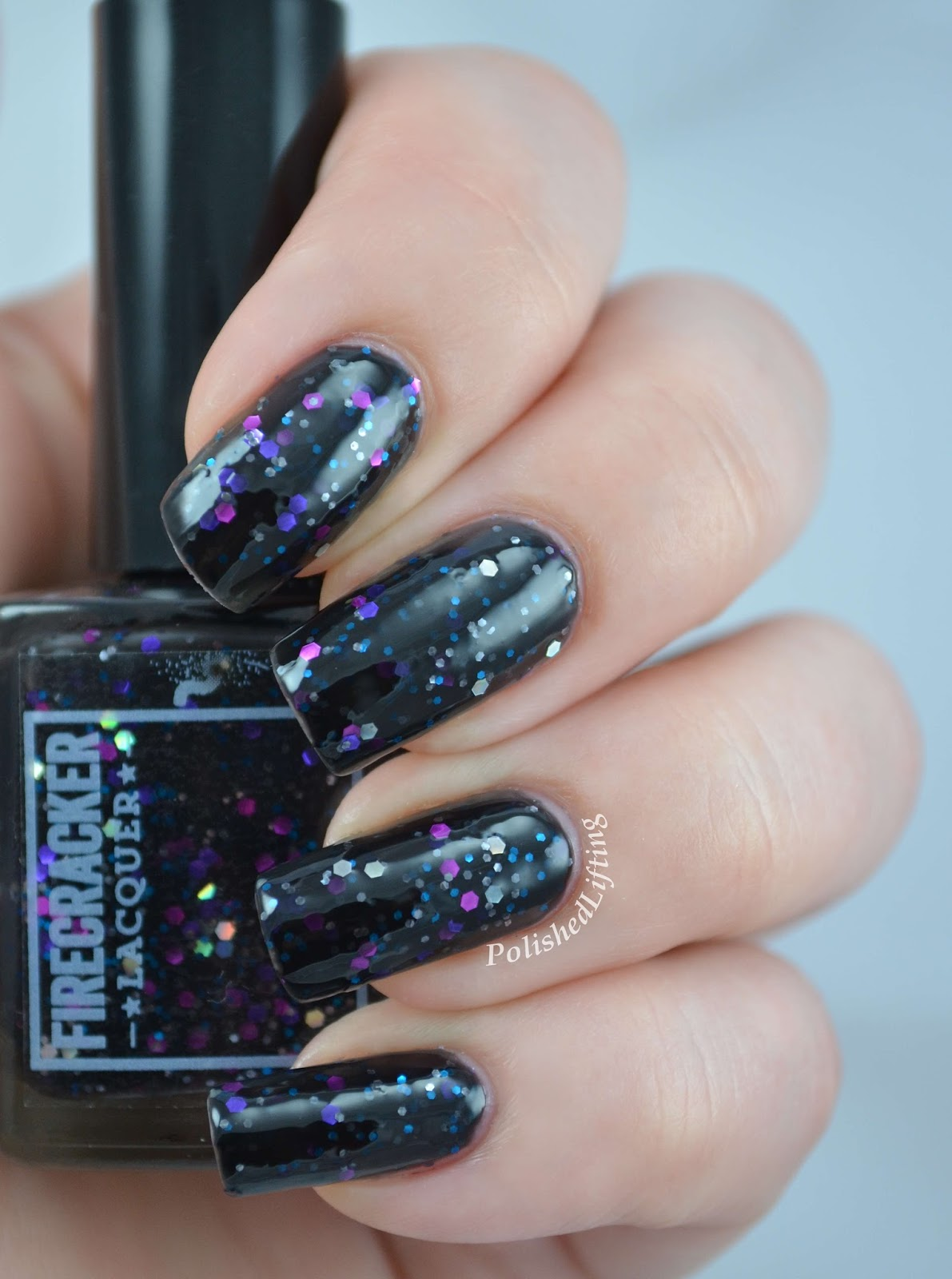 Firecracker Lacquer Punked Meet Your Maker
