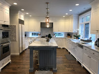 How To Get Mont Blanc Quartzite Kitchen To Your House