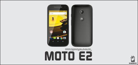 Download Stock Rom / Firmware Motorola Moto E2 XT1529 - Android 5.1 Lollipop