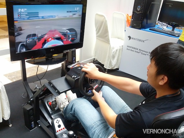Playing Games On A Triple Monitor Setup?