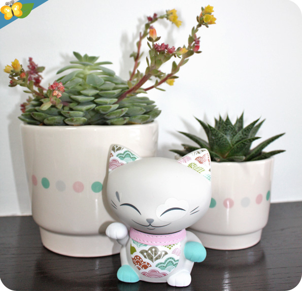 figurine Mani the lucky cat