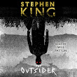 Audiobook Review: The Outsider by Stephen King