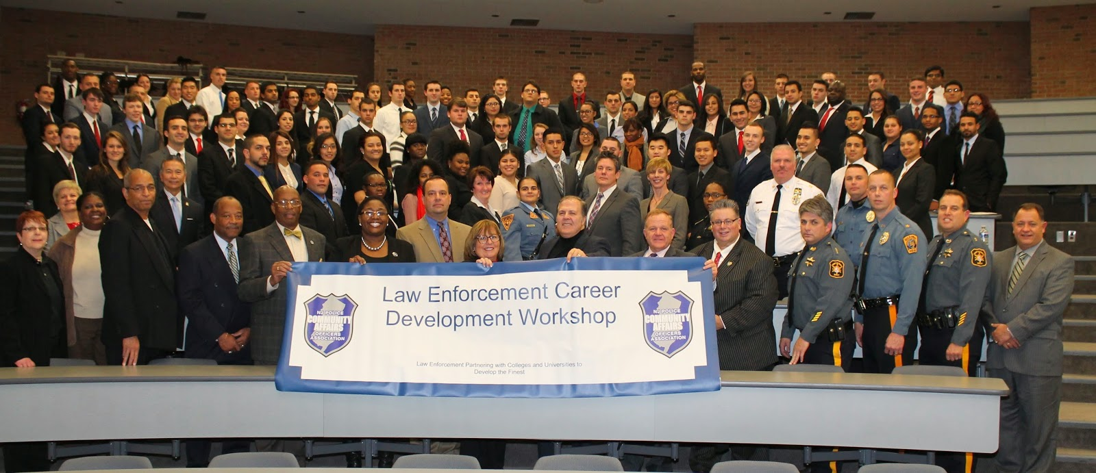 Students Graduate From Law Enforcement Career Development Course